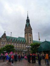 Rathausplatz, der Treffpunkt