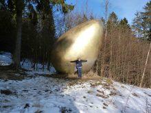 Ich am Goldenen Ei