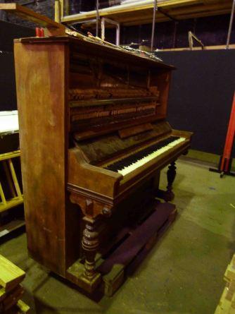 Klavier von H.Keitel in Hannover