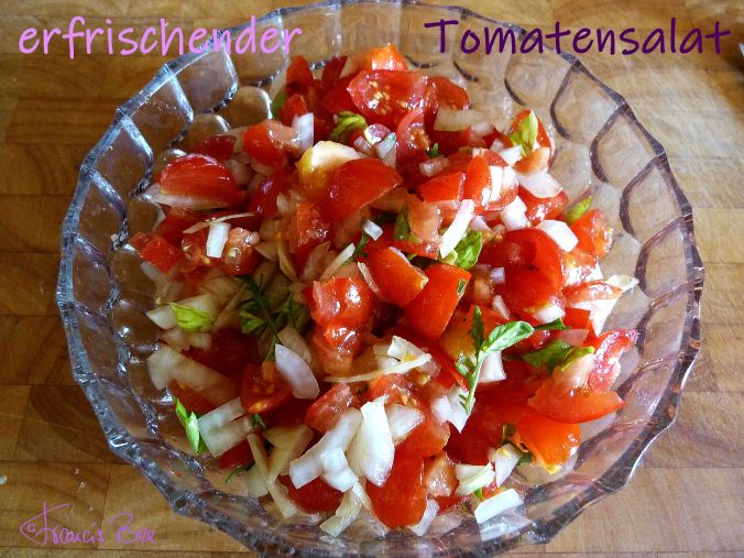 Thomaten - Salat