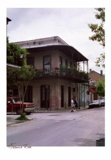 Wohnhaus im alten Stil