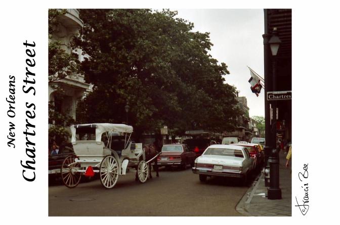 Kutschfahrt in French Quarter