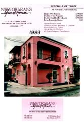 New Orleans Guest House - mein Quartier