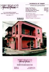 New Orleans Guest House - mein Quartier
