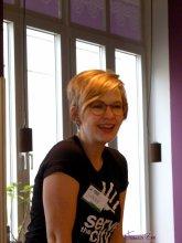 Sarah stellt sich und weitere Aktionen von serve the city vor